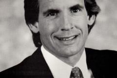 Meteorologist Bryan Norcross covered Hurricane Andrew