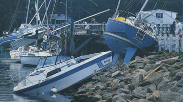 1991 Hurricane Bob