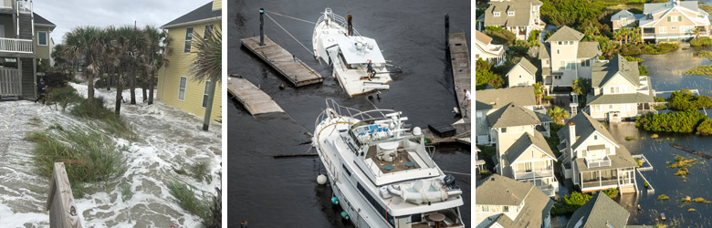 Read about Hurricane Florence (2018)